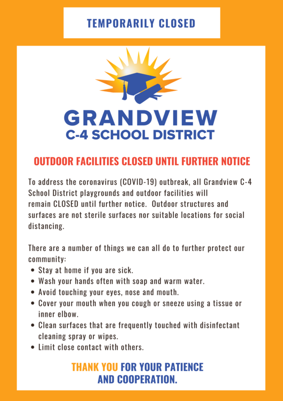 Facilities Closed