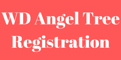 WD Angel Tree Registration