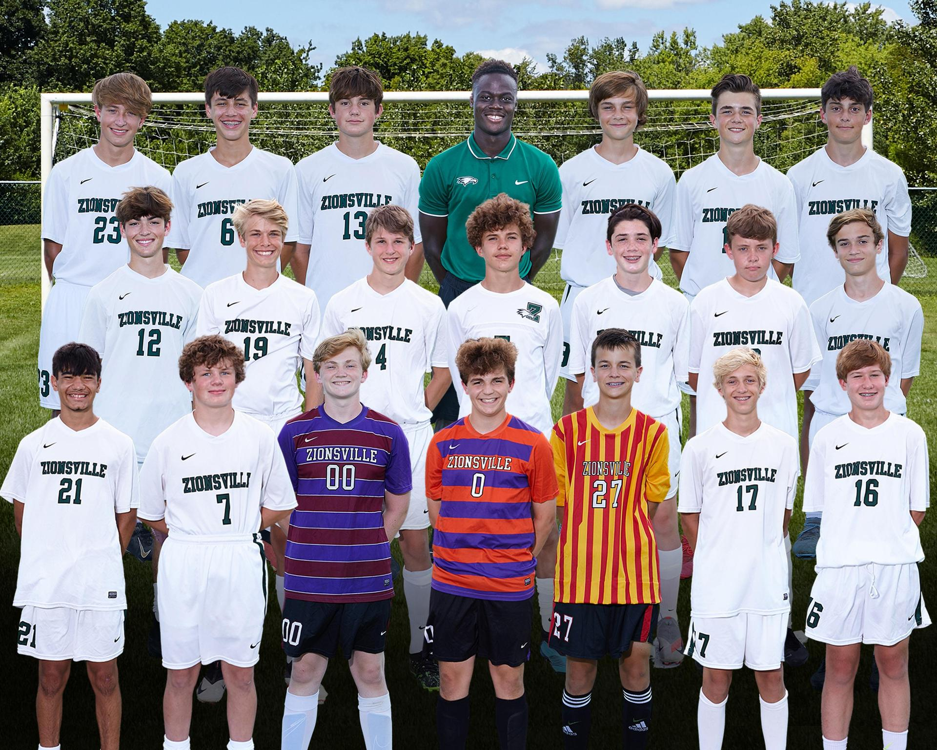 Boys C Soccer Team