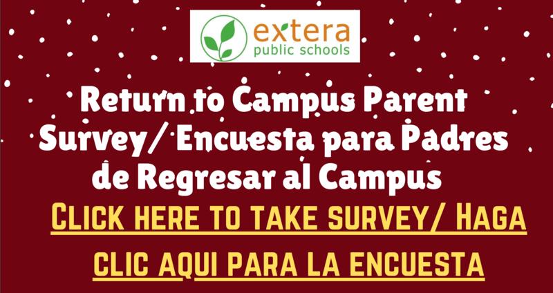 Return to Campus Survey/Enquesta para Padres de Regresar a la Escuela Featured Photo