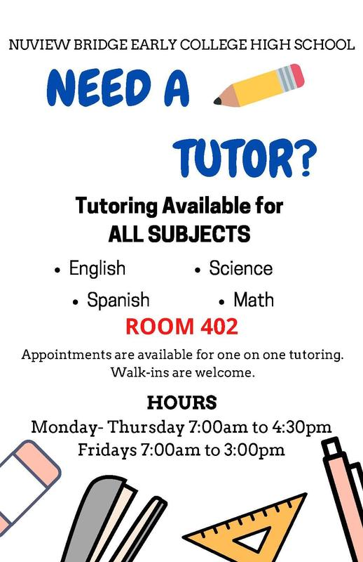 NEED A TUTOR? Featured Photo