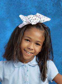 Picture of student who scored a perfect score.