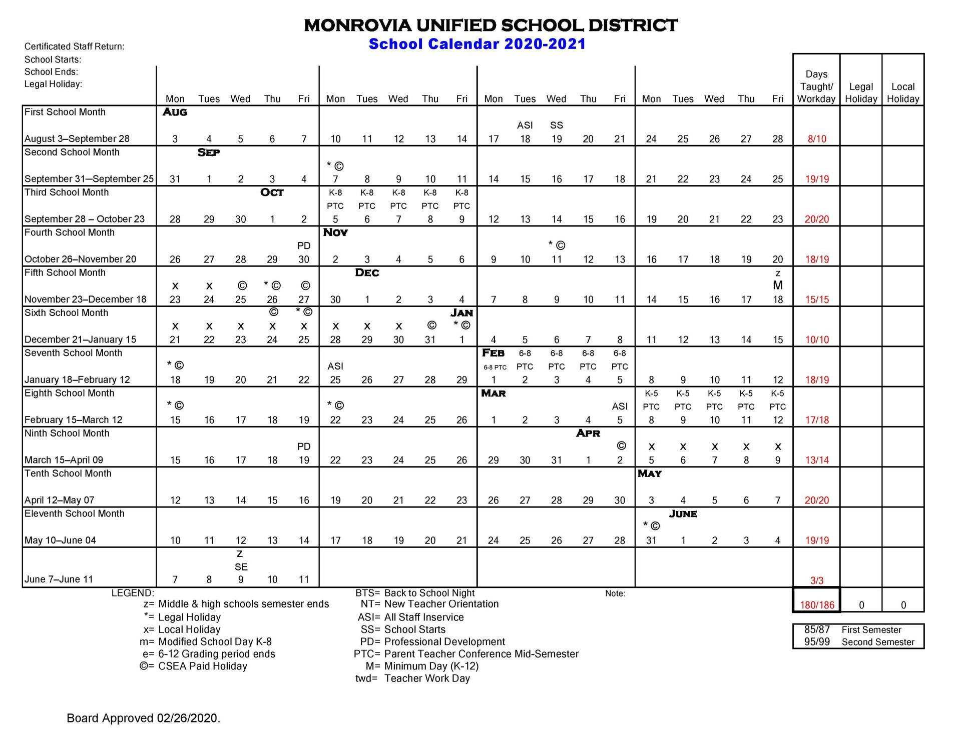 District Calendar p2