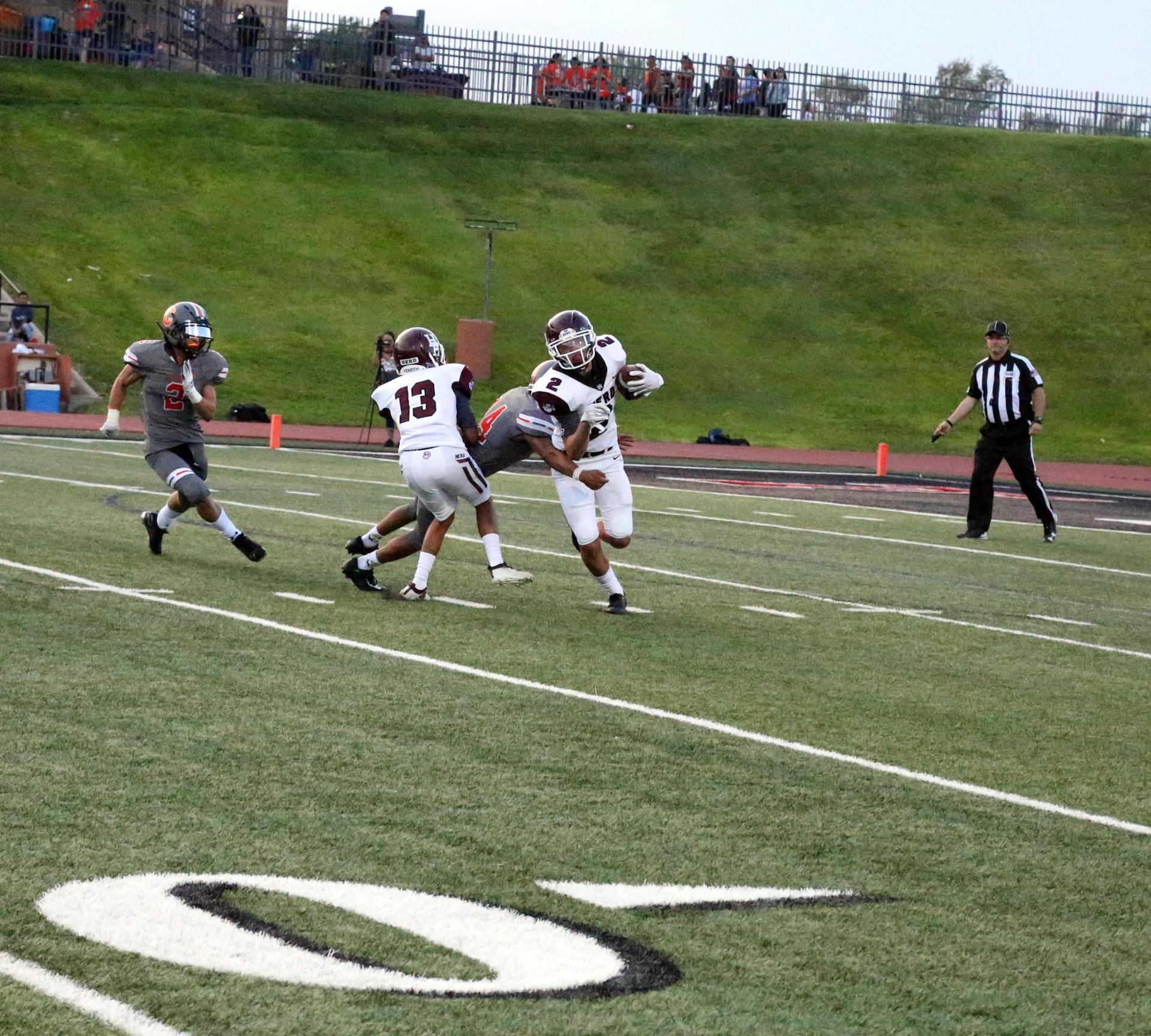 Caprock WIN 40-21