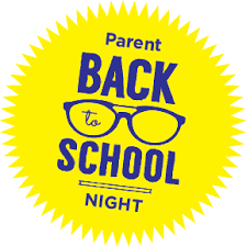 Back To School Night for Parents Only Featured Photo