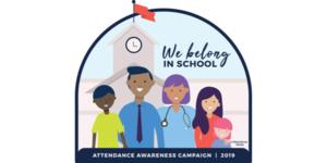 Attendance Awareness Month clip art
