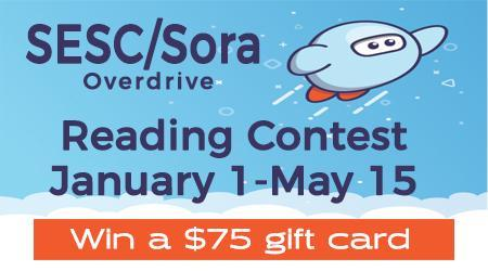 SESC and OverDrive will be sponsoring a Digital Reading Contest Featured Photo