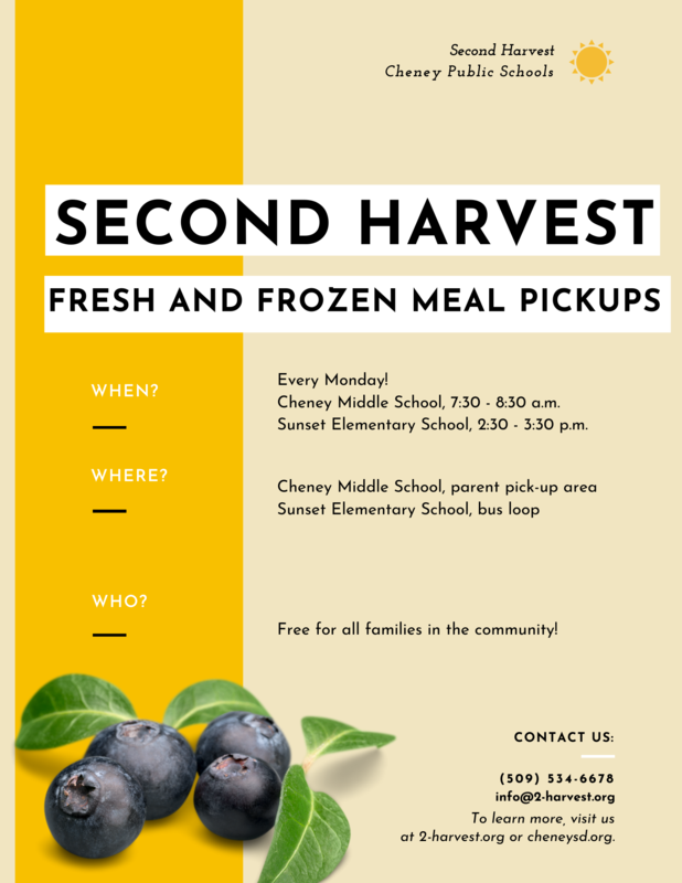 Second Harvest Thumbnail Image