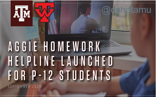 Texas A&M University Creates Online Homework Helpline Featured Photo