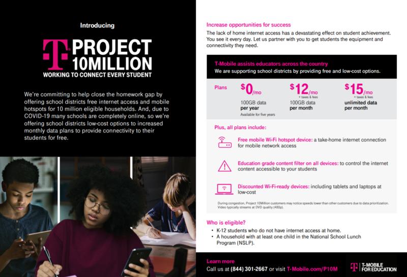 T Project 10 Million