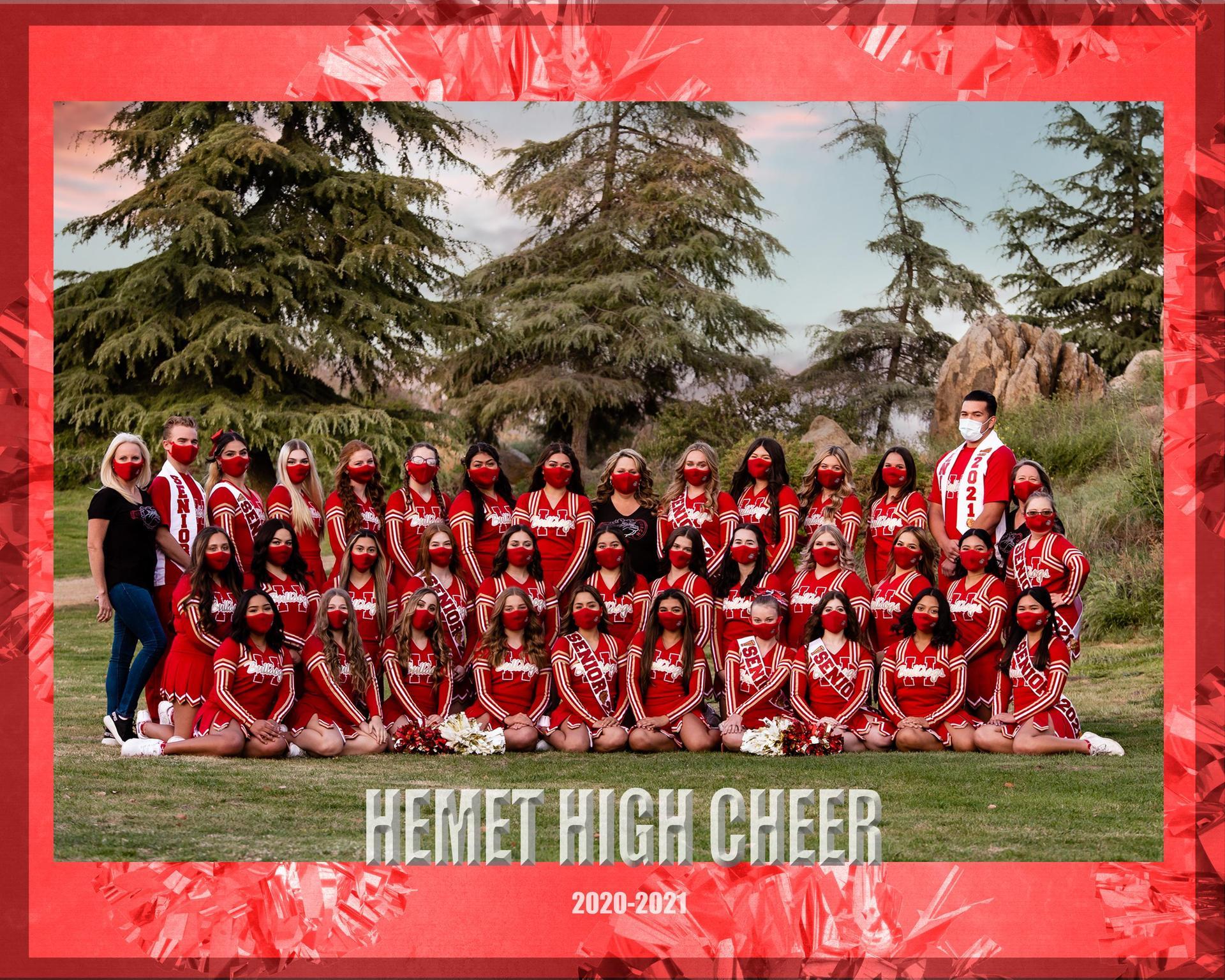 HHS Varsity Cheer
