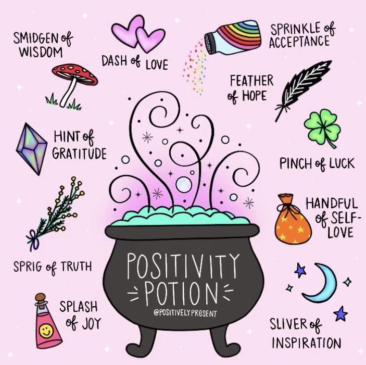 Positivity Potion