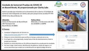 Pruebas de COVID-19 en El Condado de Somerset - Proceso de Inscripción y Instrucciones.jpeg