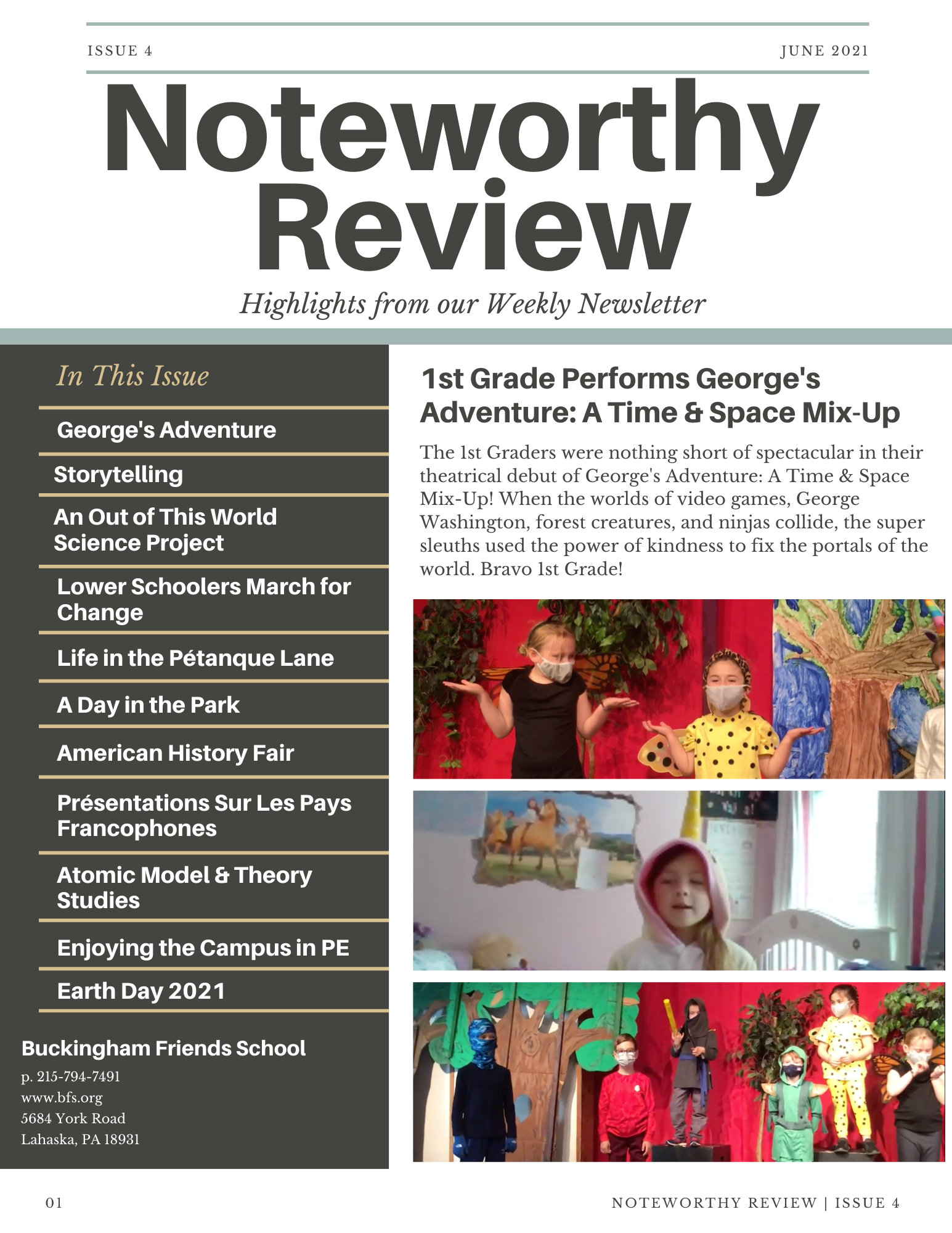 Noteworthy Review - June 2021 - Page 1