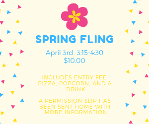 Spring Fling Featured Photo