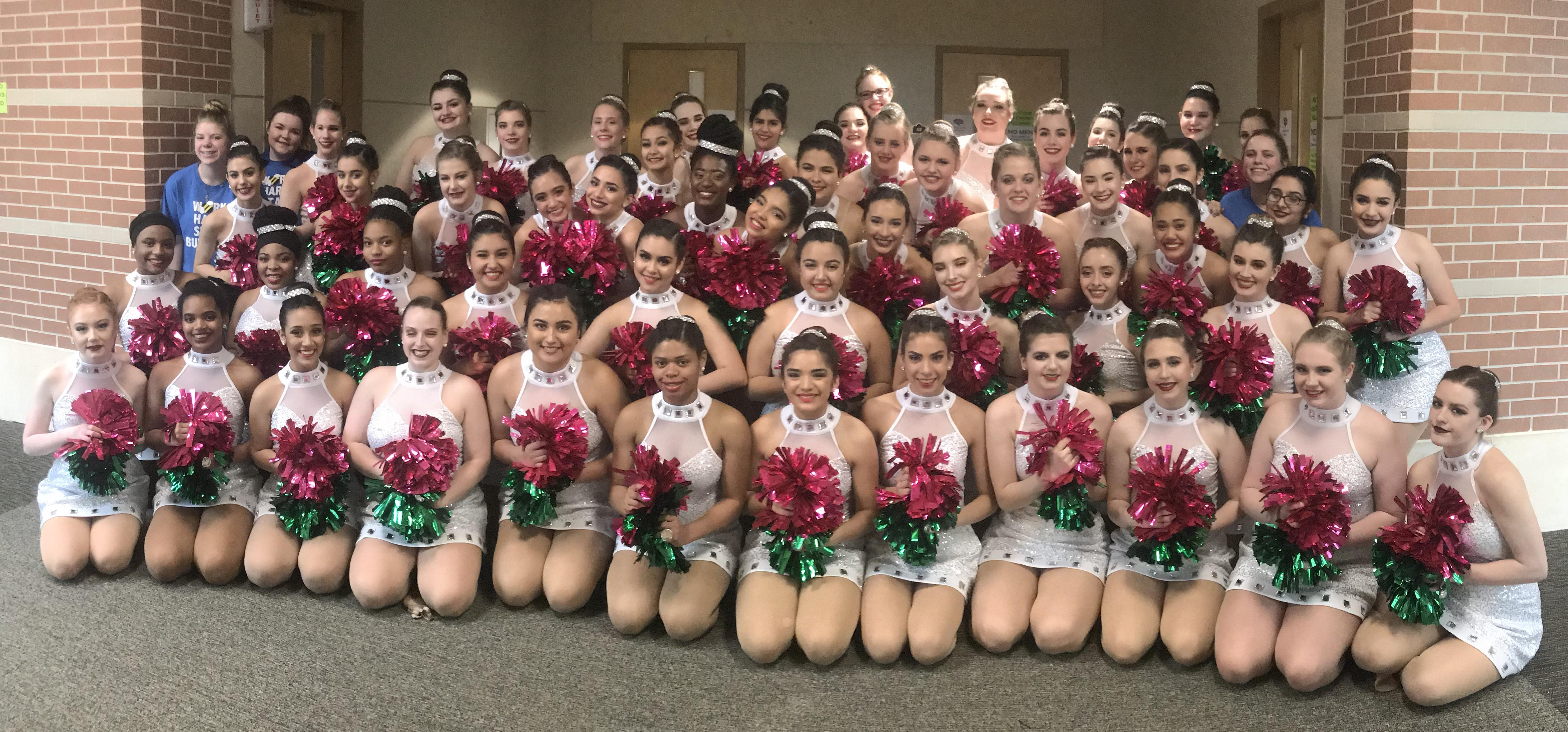 Honeycombs win awards at American Dance and Drill Team International/Nationals Competition