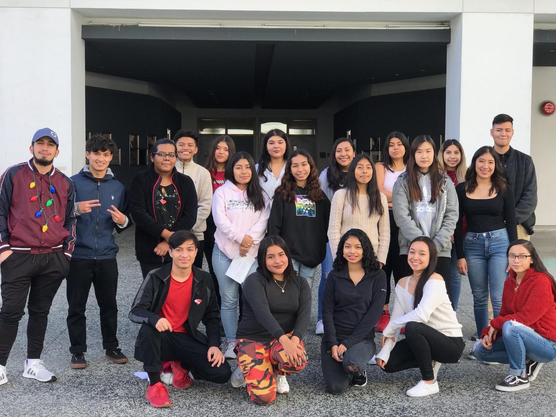 LAHSA Students