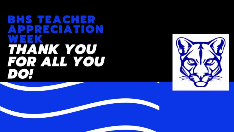 Thank you, Teachers! Happy Teacher Appreciation Week! Featured Photo
