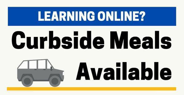 Curbside Meals Logo