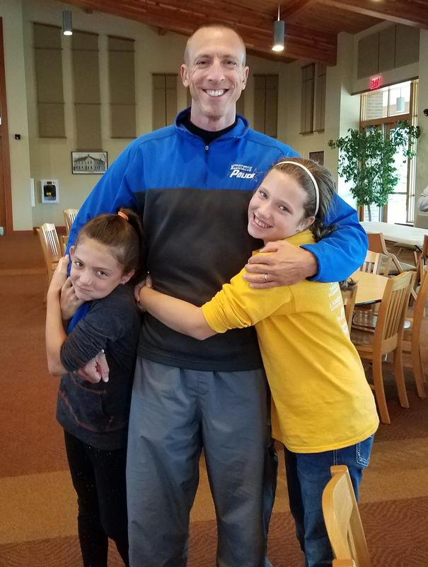 St. Francis Xavier Girls on the Run Team Raises $800 for Flood Victims Thumbnail Image