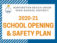 School Opening & Safety Plan