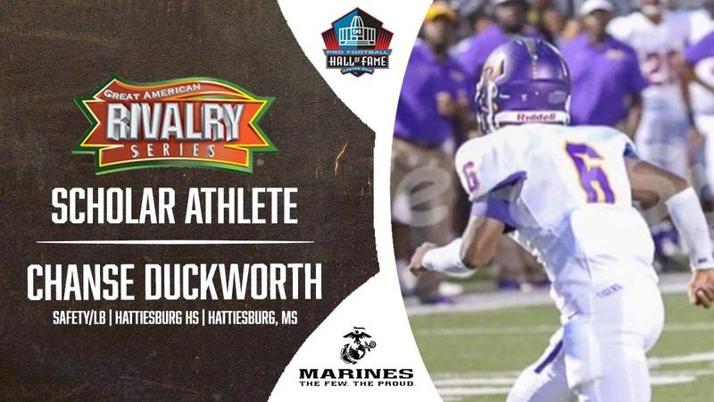 Vote Chanse Duckworth | GARS Scholar-Athlete HOF Team Featured Photo