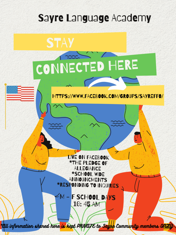 Let's Stay Connected Featured Photo