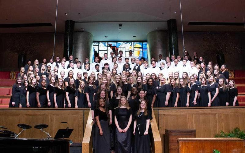 RCS students perform well at All-State, Mid-State, Freshman Honors choir auditions Thumbnail Image