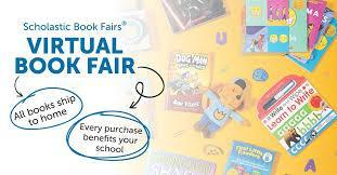 Scholastic Virtual Book Fair. March 1st - 14th. (Click Here) Featured Photo