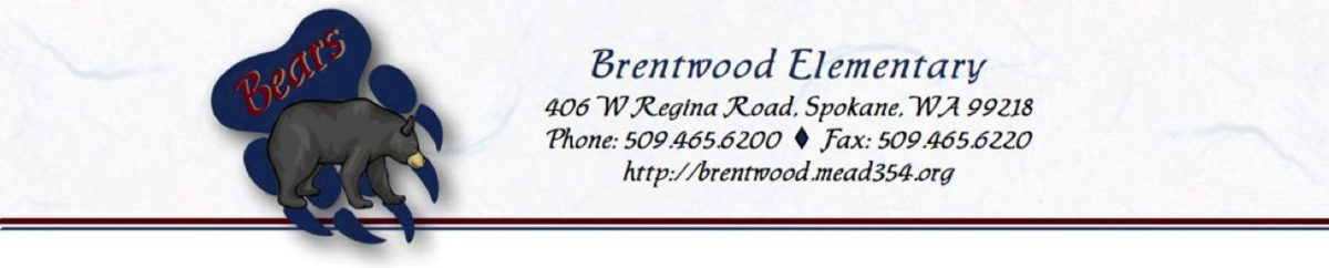 Brentwood Letterhead Image