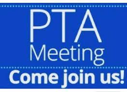 PTA Meeting Come Join Us