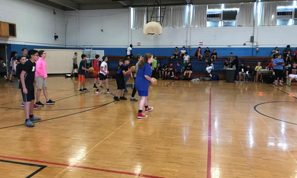 dodge ball tournament
