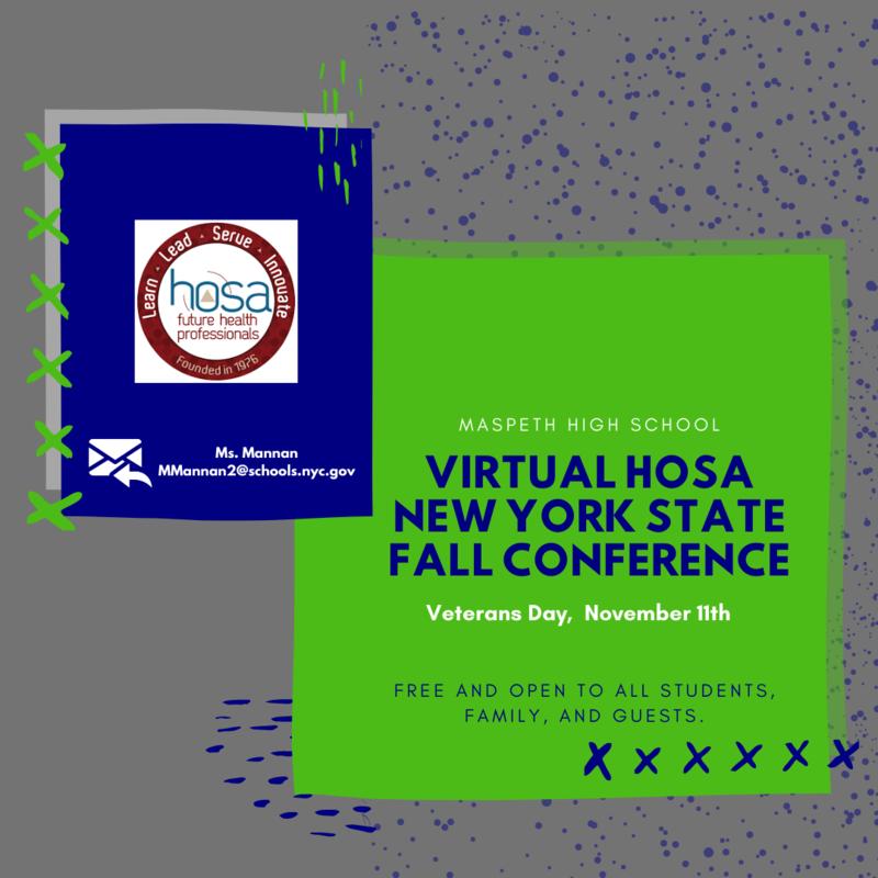 HOSA Virtual Conference