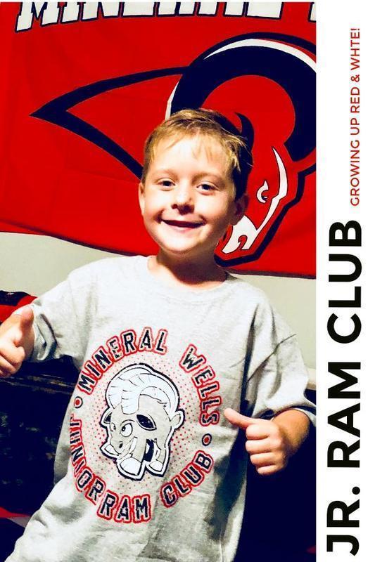 Jr Ram Club Member