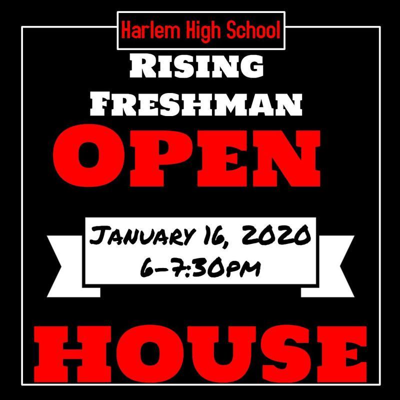 Freshman Open House