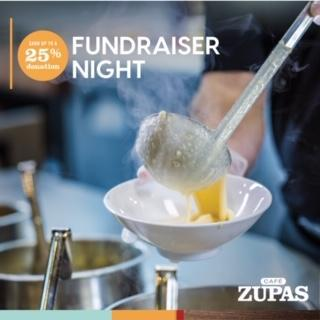 Spirit Night Fundraiser @ Cafe Zupas, Bountiful December 18th 5-9 PM Featured Photo