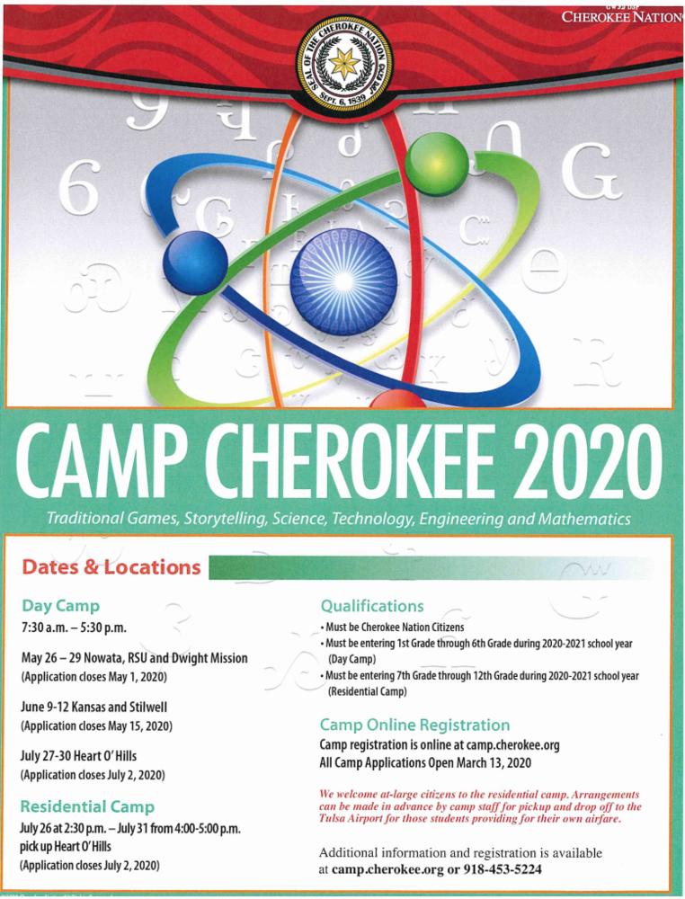 Camp Cherokee