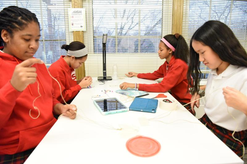 Special Electives in Jr. High Featured Photo