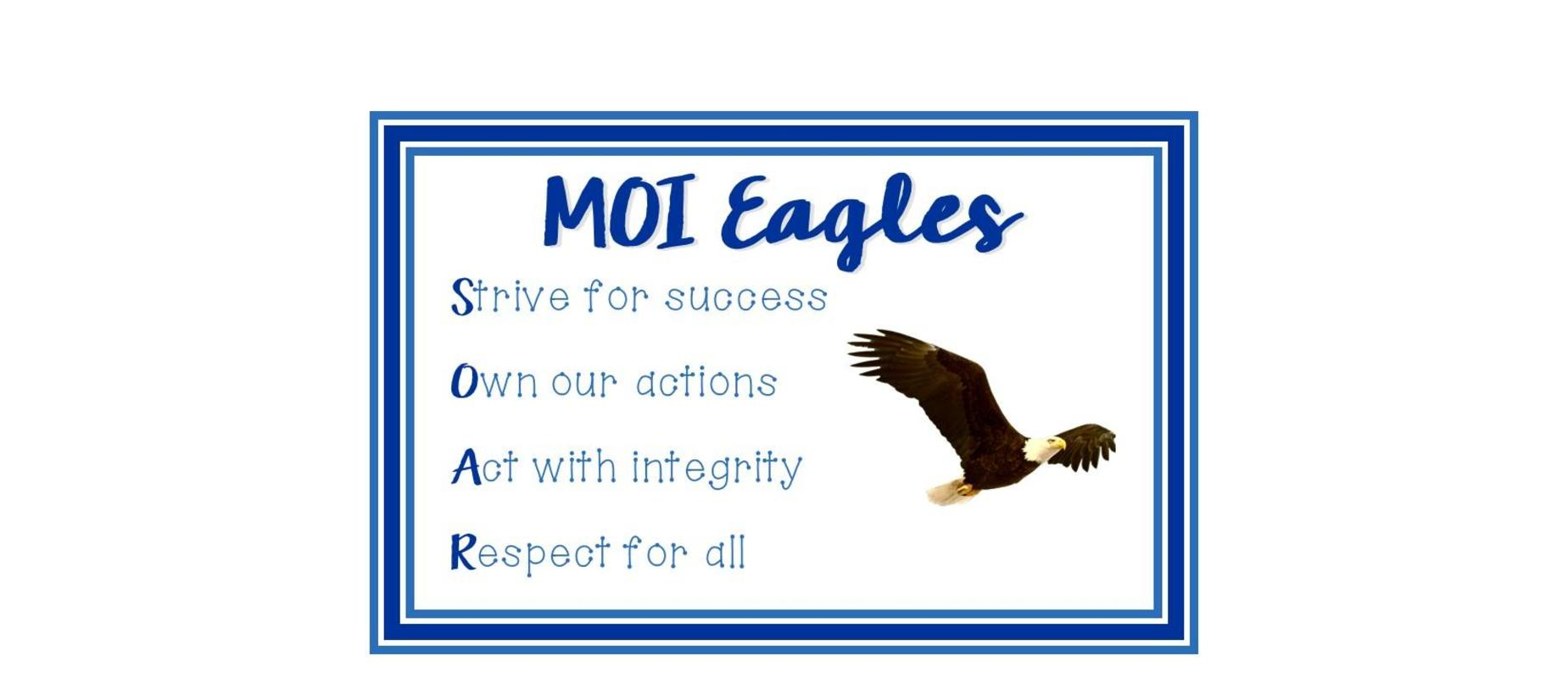 Eagles soar