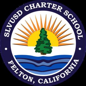 Image of SLV Charter School emblem