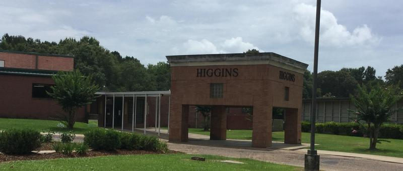 Picture of Higgins Middle School