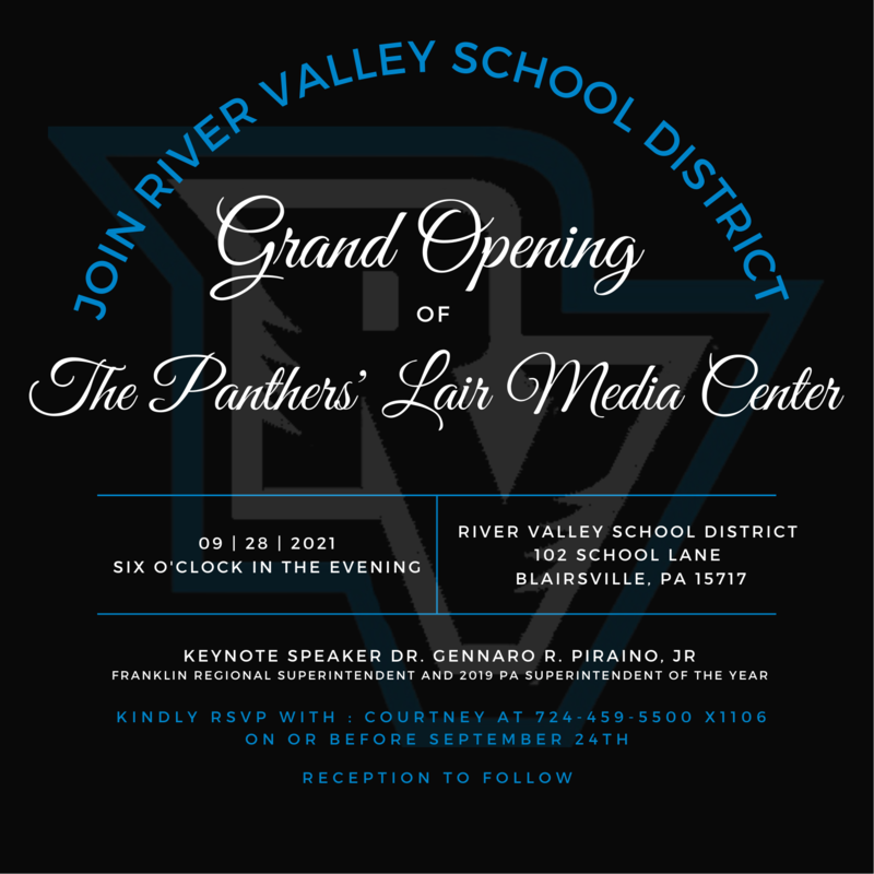 Panthers' Lair invitation
