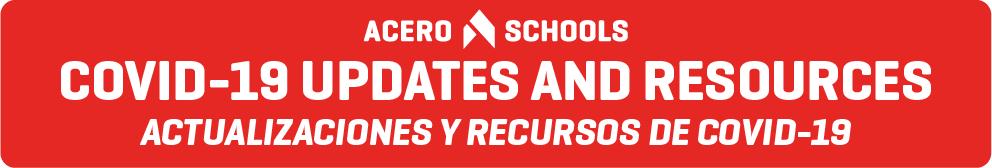 Acero Schools COVID-19 Updates