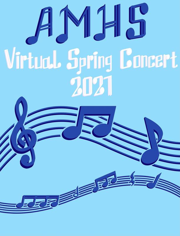 2021 Virtual Spring Concert Featured Photo