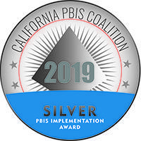 Silver Award for PBIS Implementation