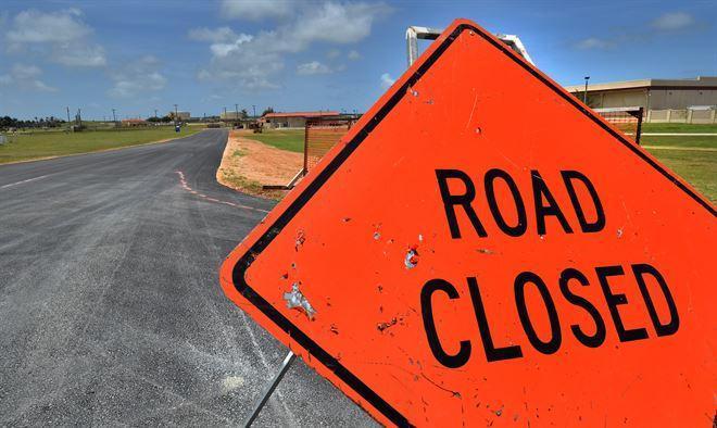 Temporary Road Closure Thumbnail Image