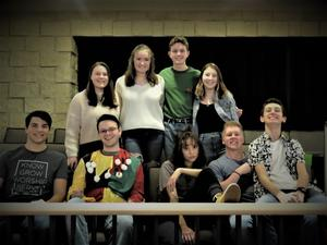 TKHS students will share the spotlight in this lively, family-friendly show.