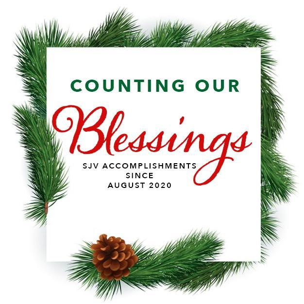 Counting Our Blessings Featured Photo