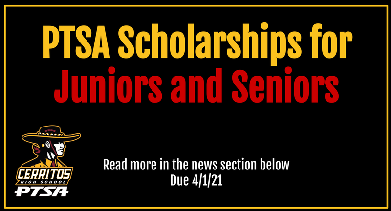 Scholarships due 4-1-21
