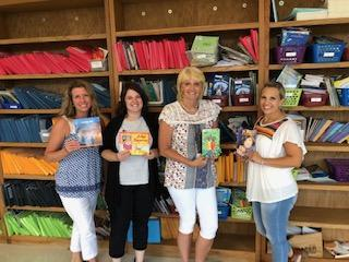 Cambria Elementary Reading Specialists
